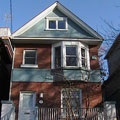 Riverdale exterior painting project in Toronto